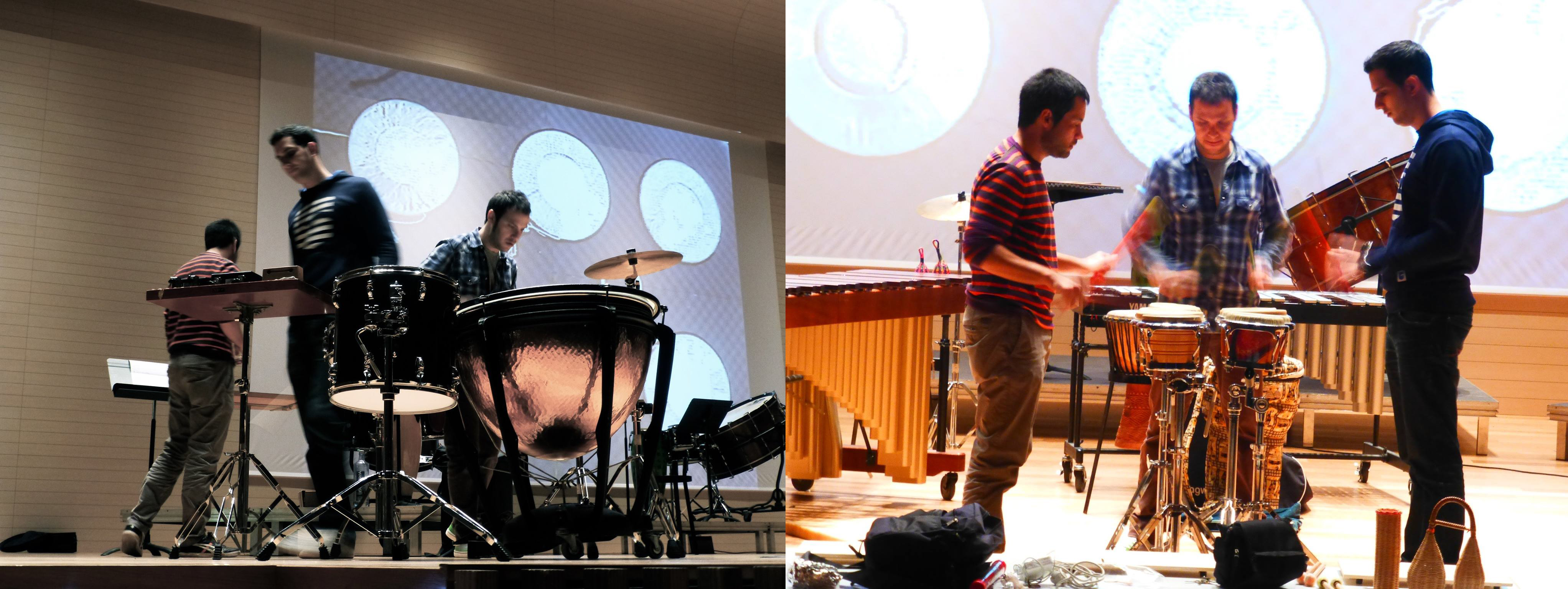 Ensemble-in-Residence: Alxarq Percussió
