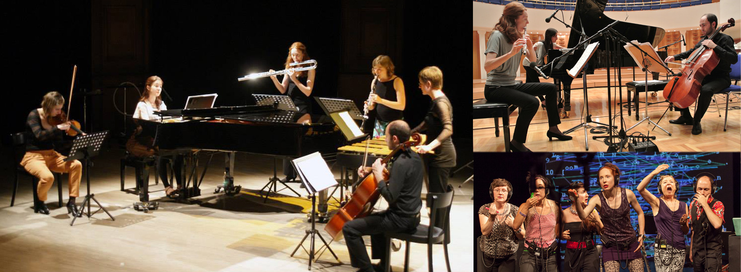 2017 Ensemble-in-Residence: Ensemble Interface